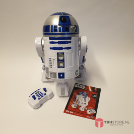 R2-D2 with remote controle