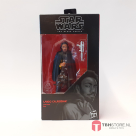 Star Wars Black Series Lando Calrissian #65 (open)