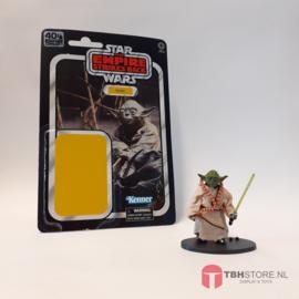Star Wars Black Series 40th Anniversary Yoda (open)