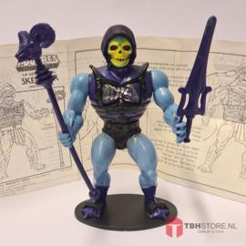 MOTU Masters of the Universe Battle Armor Skeletor (Compleet)