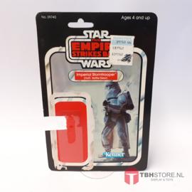 Vintage Star Wars Cardback Snowtrooper 32 back