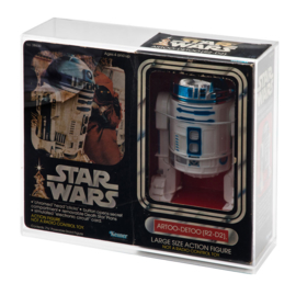 "Star Wars Boxed 12"" Display Case (R2-D2)"