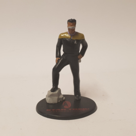 Star Trek PVC Figure Lt. Commander La Forge