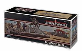 Star Wars POTF Tatooine Skiff MIB Acrylic Display Case