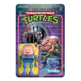 TMNT Teenage Mutant Ninja Turtles ReAction Krang