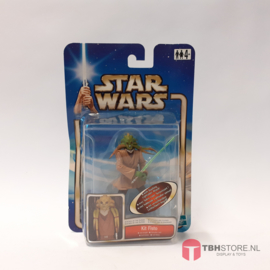 Star Wars Attack of the Clones Kit Fisto