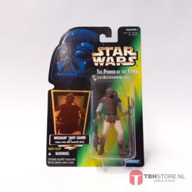 Star Wars POTF2 Green: Weequay (Hologram)