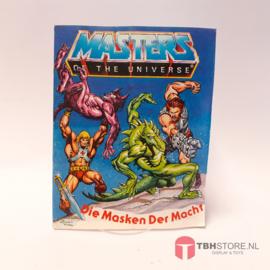 MOTU Masters of the Universe Die Masken der Macht