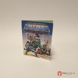 MOTU Masters of the Universe King of Castle Grayskull Mini Comic Book