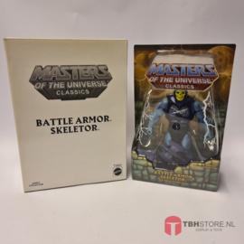 MOTUC Masters of the Universe Classics Battle Armor Skeletor