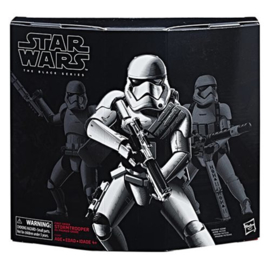 Star Wars Black Series First Order Stormtrooper with Gear - Exclusive