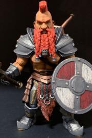 Mythic Legions Wasteland Torgun Redfin