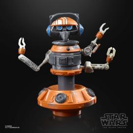 PRE-ORDER Star Wars Galaxy's Edge Black Series DJ R 3X