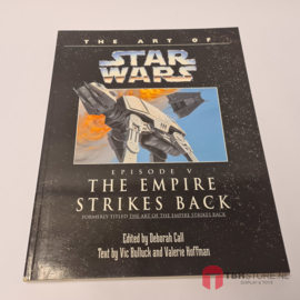 Star Wars The Art of The Empire Strikes Back