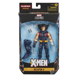 X-Men: Age of Apocalypse Marvel Legends Series 2020 Weapon X