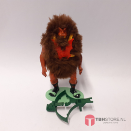 MOTU Masters of the Universe Grizzlor (Compleet)