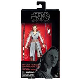 Black Series Rey (Jedi Training)  #44