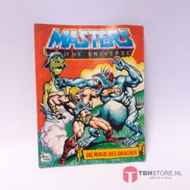 MOTU Masters of the Universe Die Magie Des Drachten