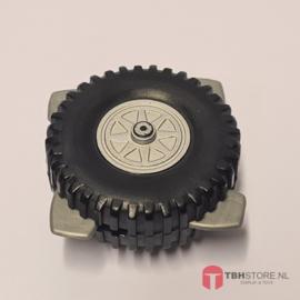 M.A.S.K. Firecracker Boomerang Tire