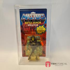 MOTU Masters of the Universe Battle Armor Skeletor moc