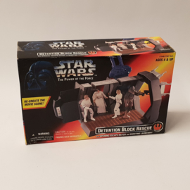 Star Wars POTF2 Red: Detention Block Rescue