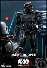 PRE-ORDER Star Wars Hot Toys The Mandalorian Dark Trooper