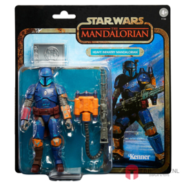 Star Wars Black Series The Mandalorian Credit Collection Heavy Infantry Mandalorian