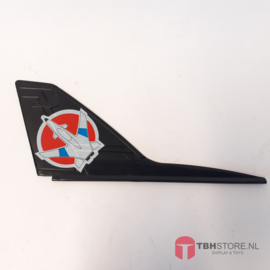 G.I. Joe Conquest X-30 Right Tail Fin