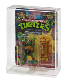Playmates TMNT Carded Action Figure Display Case