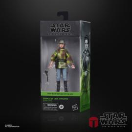 Star Wars Black Series Leia Battle Poncho
