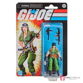 PRE-ORDER G.I. Joe Retro Collection Series Lady Jaye