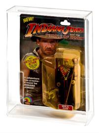 Indiana Jones Temple of Doom (LJN) MOC Display Case