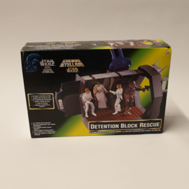 Star Wars POTF Detention Block Rescue (MISB)
