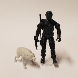 G.I. Joe Snake Eyes (V2) (Compleet)
