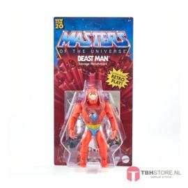 MOTU Masters of the Universe Origins 2020 Beast Man