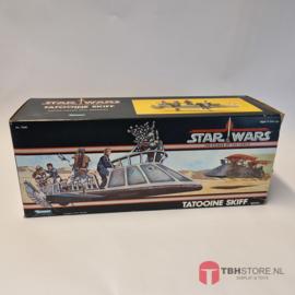 Tatooine Skiff met doos
