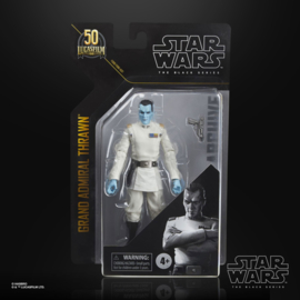 PRE-ORDER Star Wars The Black Series Archive Thrawn