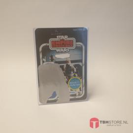 Vintage Star Wars Cardback Dengar ESB 45 back