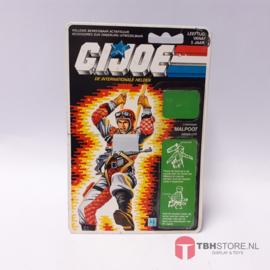 G.I. Joe Carback Malpoot (v1)