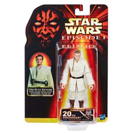 Star Wars EP I Black Series Action Figure Obi-Wan (Jedi Duel) 20th Anniversary Exclusive 15 cm