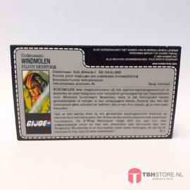 G.I. Joe File Card Windmolen