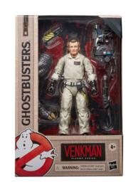 Ghostbusters Plasma Series Venkman