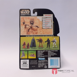 Star Wars POTF2 Green: Tusken Raider