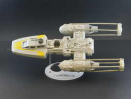 Vintage Y-Wing Ship Stand