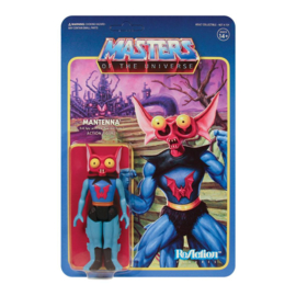 Masters of the Universe ReAction Action Figure Wave 5 Mantenna