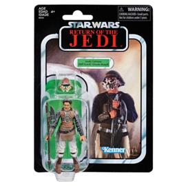 Star Wars Vintage Lando Calrissian (Skiff Guard) Exclusive