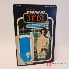 Vintage Star Wars Cardback Princess Leia Organa ROTJ Clipper