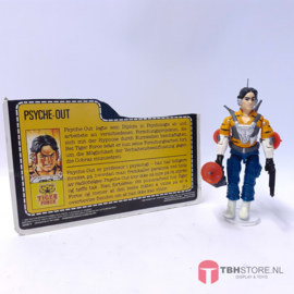 G.I. Joe Tiger Force Psyche-Out (UK / Europe)