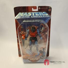 MOTU Masters of the Universe Battle Sound Skeletor