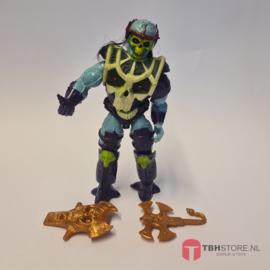 MOTU Masters of the Universe He-Man Battle Blade Skeletor